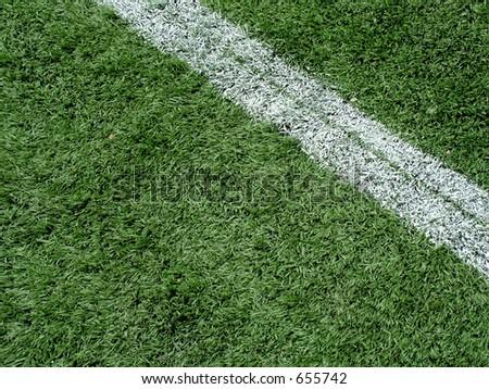 Playfield - stock photo