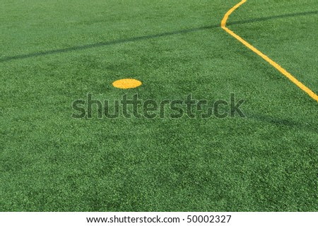 Playfield playground court field ground to play sport or game
