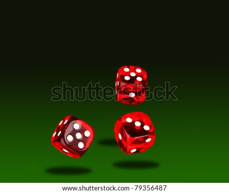 Playing dices