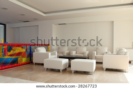 Playroom - stock photo