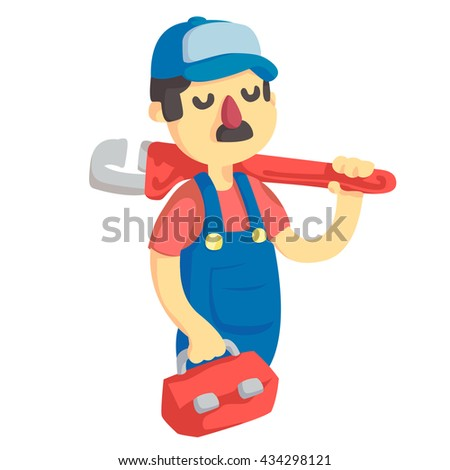 Plumber | Cartoon Style