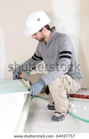 Plumbing - stock photo
