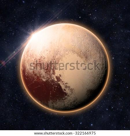 elements present on planet pluto - photo #7
