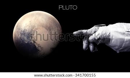 elements present on planet pluto - photo #25