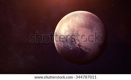 elements present on planet pluto - photo #11
