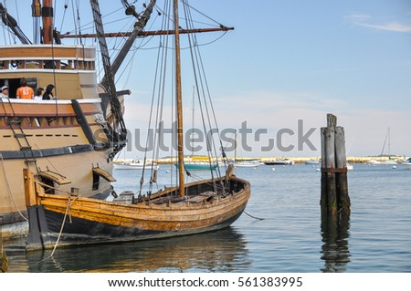 Mayflower ship stock images royalty free images vectors for Mayflower car shipping