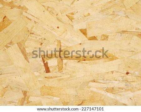 Plywood texture - stock photo