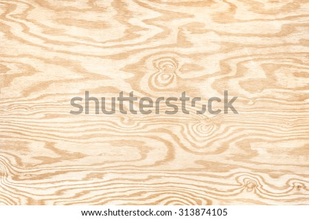 plywood texture with natural wood pattern - stock photo