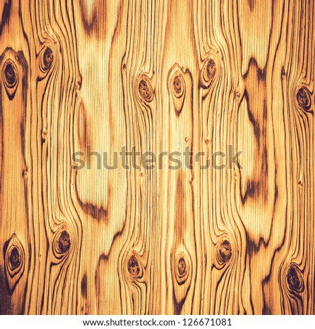 plywood with knots ; abstract  background - stock photo