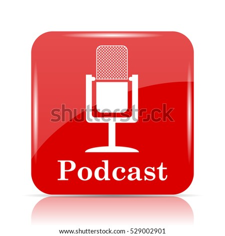 podcast icon stock images royalty free images vectors shutterstock. Black Bedroom Furniture Sets. Home Design Ideas