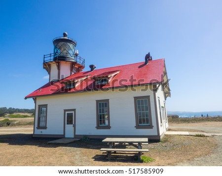 Point Cabrillo Light is a lighthouse in northern California, United States, between Point Arena and Cape Mendocino, just south of the community of Caspar.