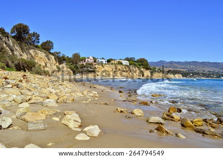 Point Dume State Beach and Preserve, Malibu, CA