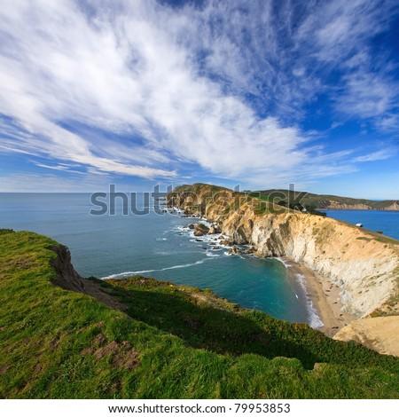 Point Reyes National Seashore, California - stock photo