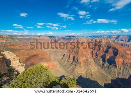 Point Sublime, Grand Canyon National Park, AZ - stock photo