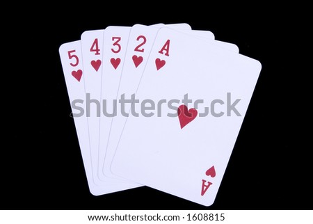 Poker Cards (hearts)