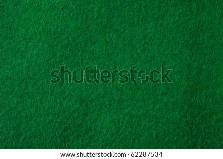 poker table texture - stock photo