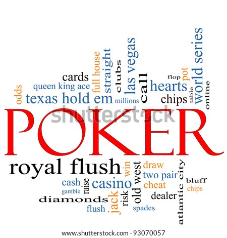 casino jargon