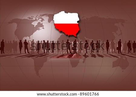 Poland - stock photo