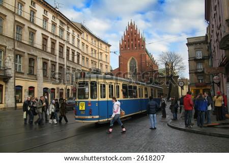 Poland, Krakow - stock photo