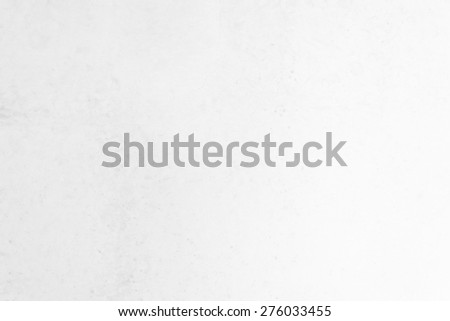 Polished bare concrete wall texture background White color - stock photo