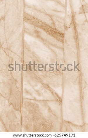 Polished marble surface