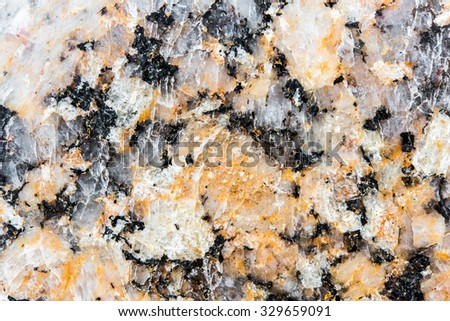Polished marble wall on the background - stock photo