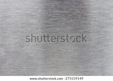 Polished Metal Background Texture - stock photo