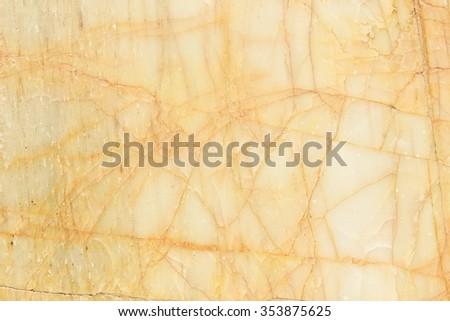 Polished stone closeup on floor. - stock photo