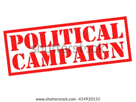 political campaign background