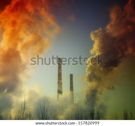 Pollution | Power Plant
