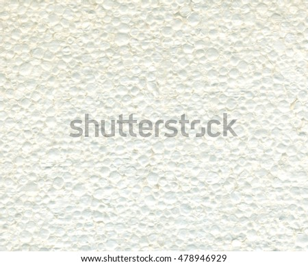 Polystyrene ,Styrofoam foam texture background - hi res
