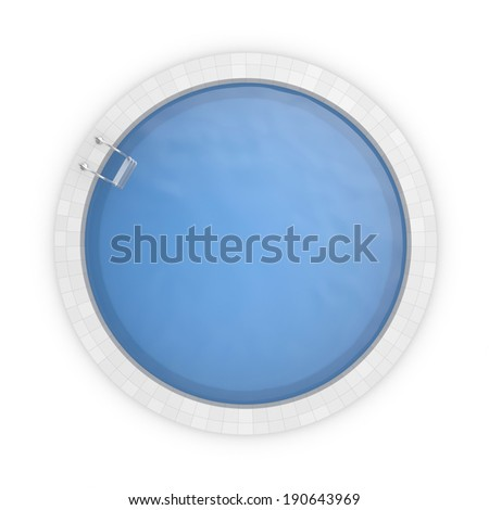 Pool - stock photo