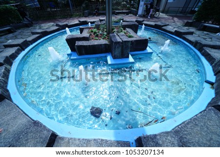 https://thumb7.shutterstock.com/display_pic_with_logo/167494286/1053207134/stock-photo-pool-and-fountain-in-a-park-1053207134.jpg