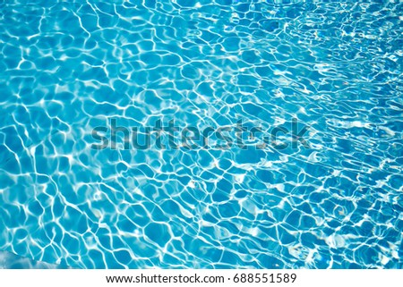 Swimming Pool Underwater Seamless Caustic Texture Stock Vector