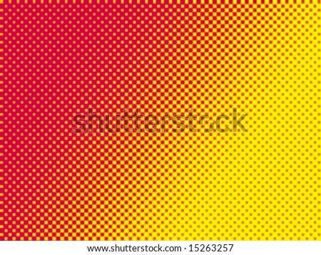 Pop Art Background Plain