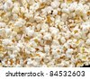 Pop corn maize useful as a background - stock photo