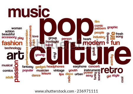 popular culture related concepts Key concepts for popular culture analysis 4 person, object, or event, which is projected to the public--especially as interpreted by the mass this myth is related.