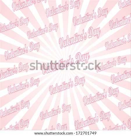 popular abstract pink and white rays background television vintage