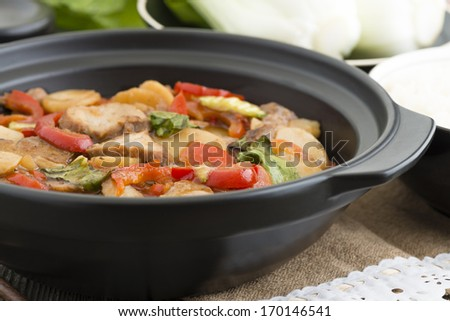 how to cook chopsuey chinese style