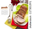 Pork Tenderloin - stock photo
