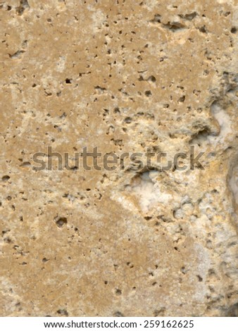 Porous Rock Background