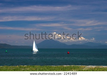 Port Douglas, Queensland, Australia - stock photo