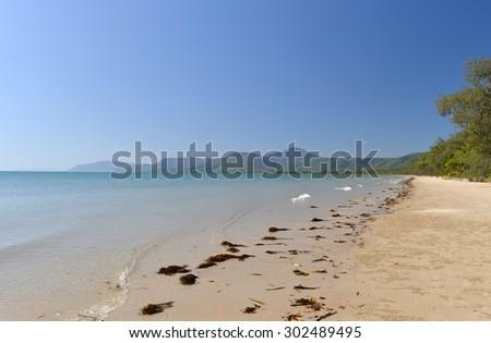 Port Douglas, the Great Barrier Reef,, Queensland, Australia -4 - stock photo