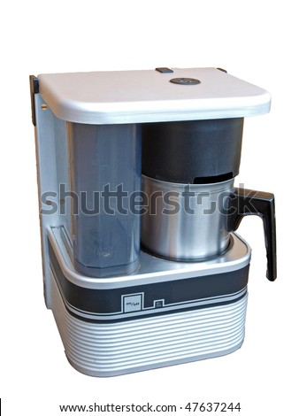Vector Portable Coffee Maker : Stock Photos, Royalty-Free Images & Vectors - Shutterstock