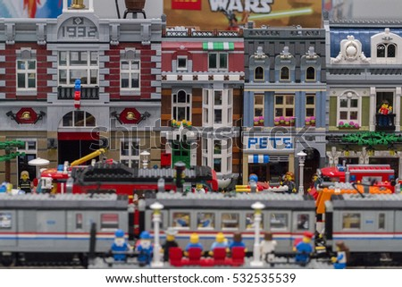 Lego City Stock Images, Royalty-Free Images & Vectors | Shutterstock