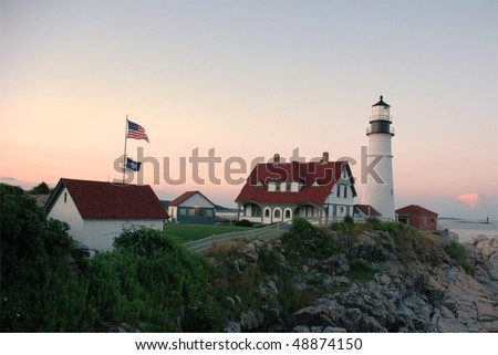 Portland lighthouse