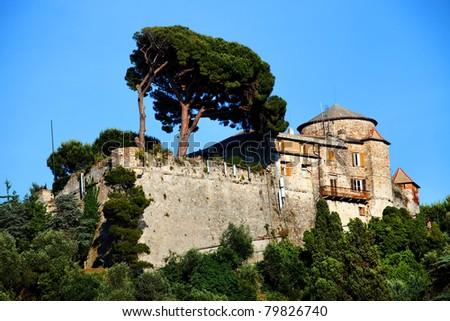 Portofino, Ligurian Coast, Italy - stock photo