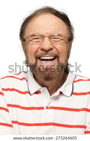 Portrait, Human Face, Men. - stock photo