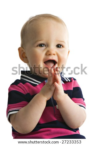 Child Clapping Stock Photos, Images, & Pictures | Shutterstock