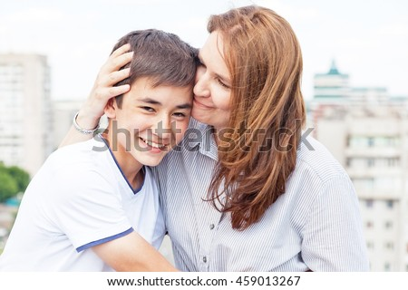 Mam With Son Video Teen